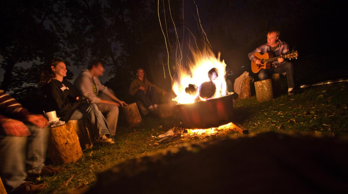 Camping in the Stevens Point Area