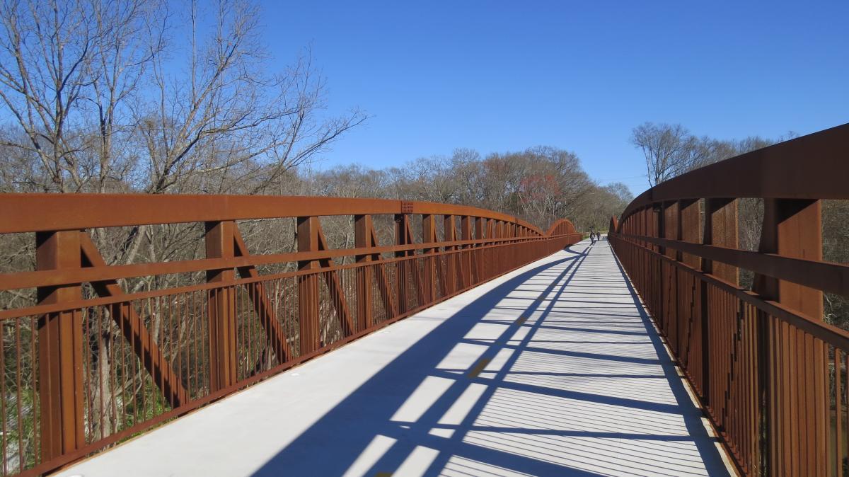 Firefly Trail Bridge