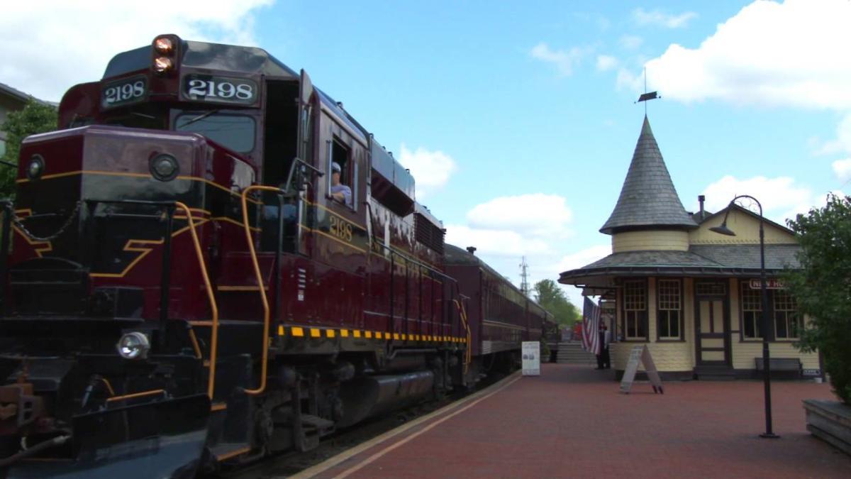Video Thumbnail - youtube - New Hope & Ivyland Railroad: Traveling Through History