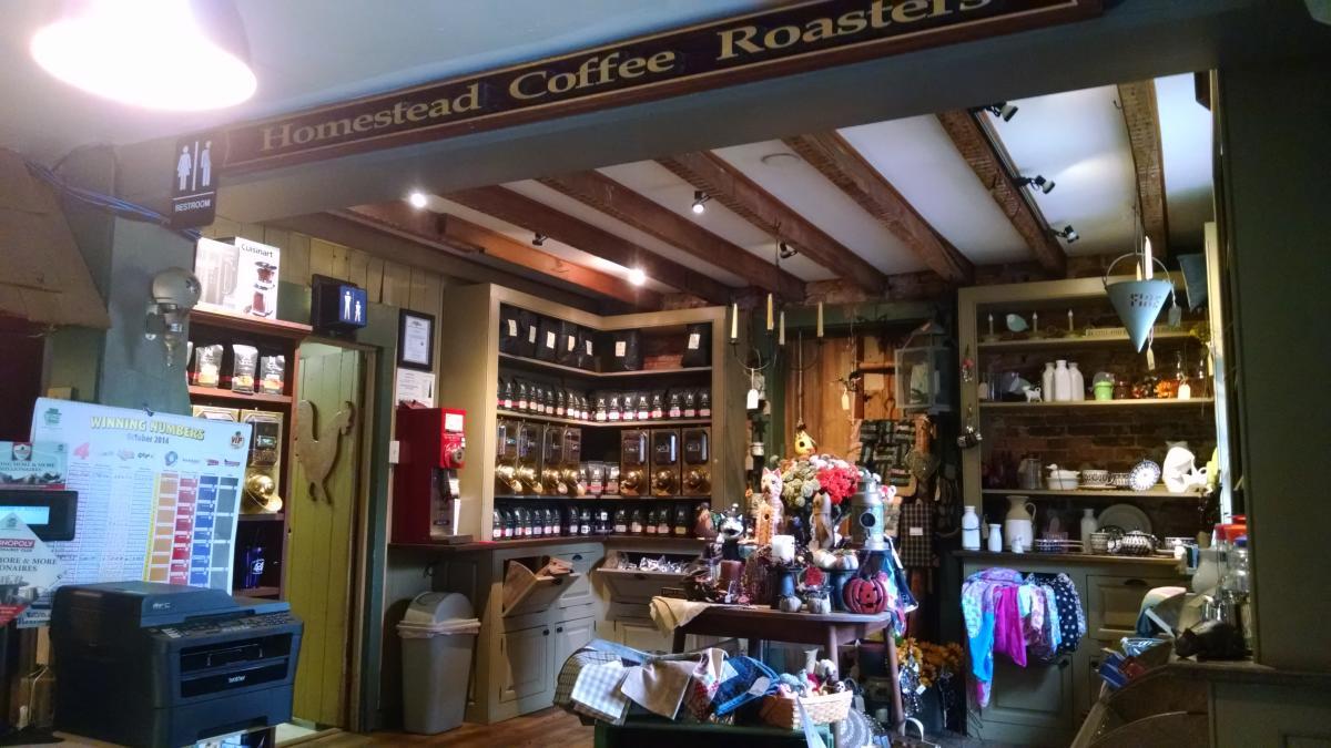 Homestead Coffee Roasters