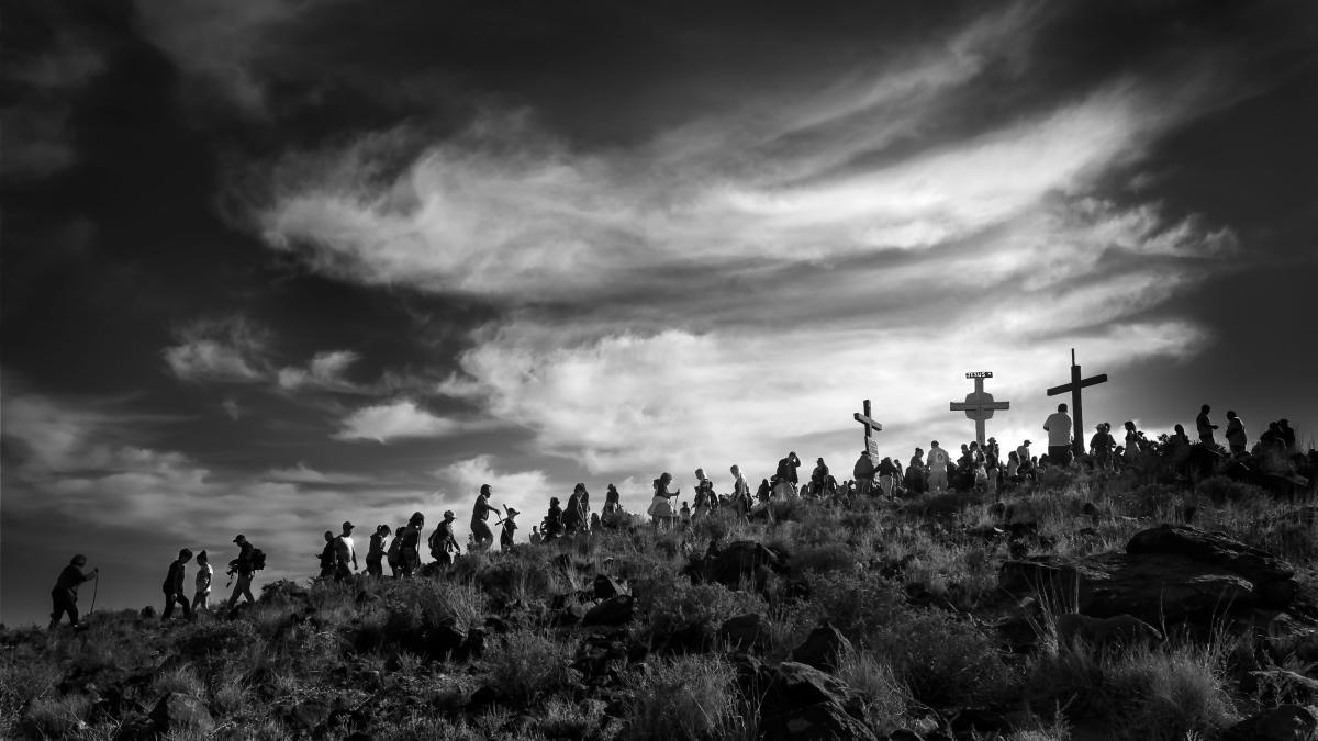 Pilgrimage to Tomé Hill