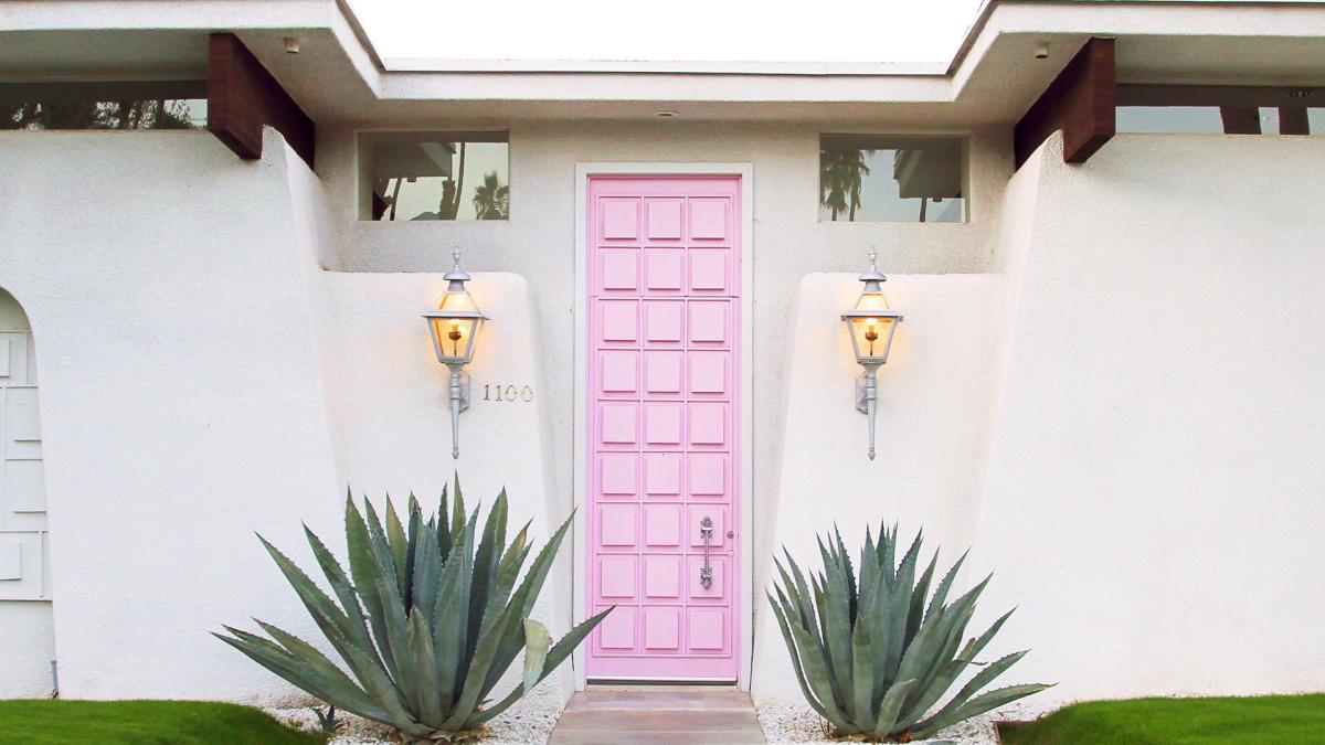 That Pink Door
