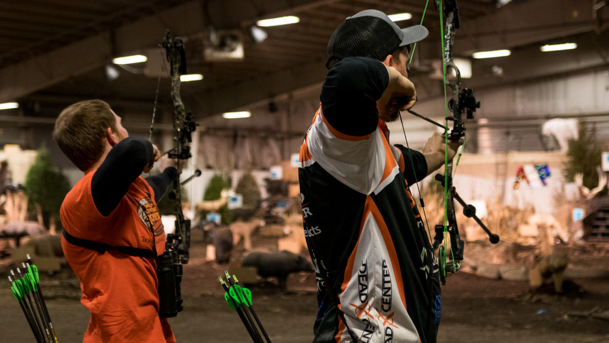 2018 Great American Outdoor Show - Bow Hunting
