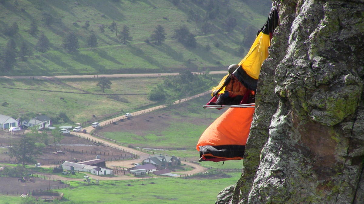 Cliff Camping KMAC