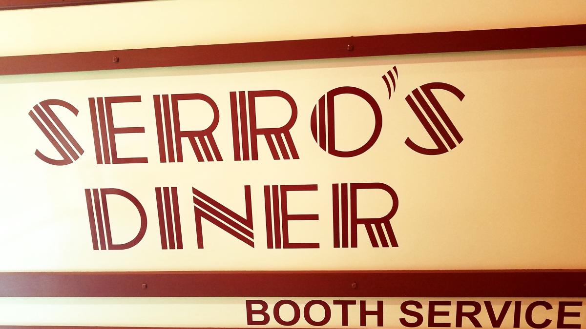 Lincoln Highway Experience Serro's Diner