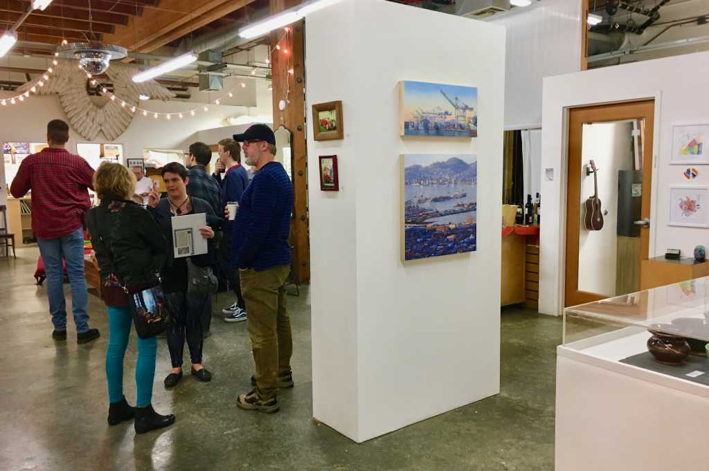 First Friday at Studios Eleven