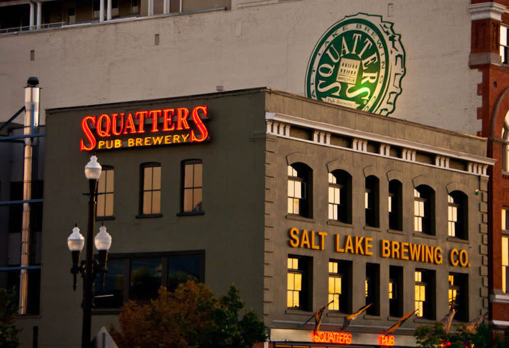 Squatters Pub Brewery