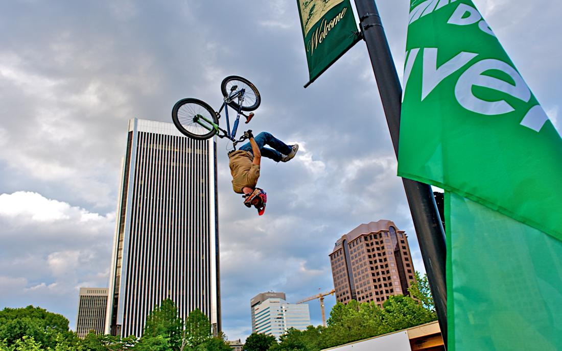 Riverrock Bike Flip