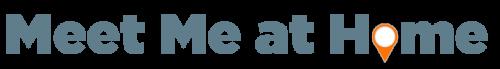 Meet Me at Home Logo Horizontal