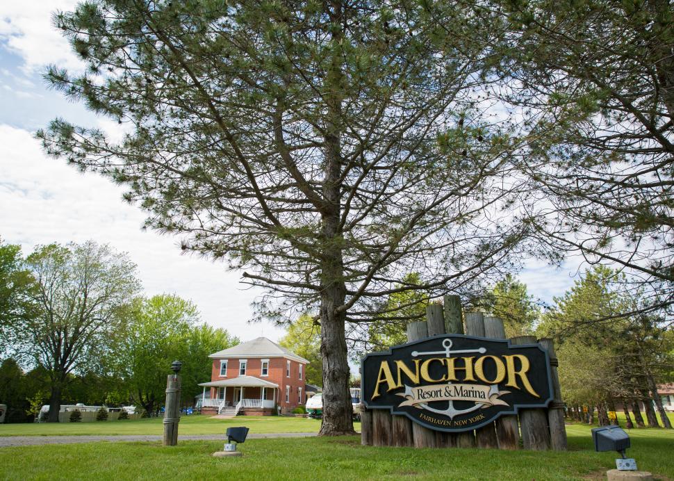 Anchor Resort and Marina