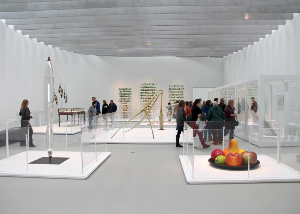 Contemporary Art + Design Wing