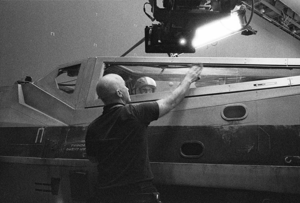 Star Wars The Last Jedi Scene