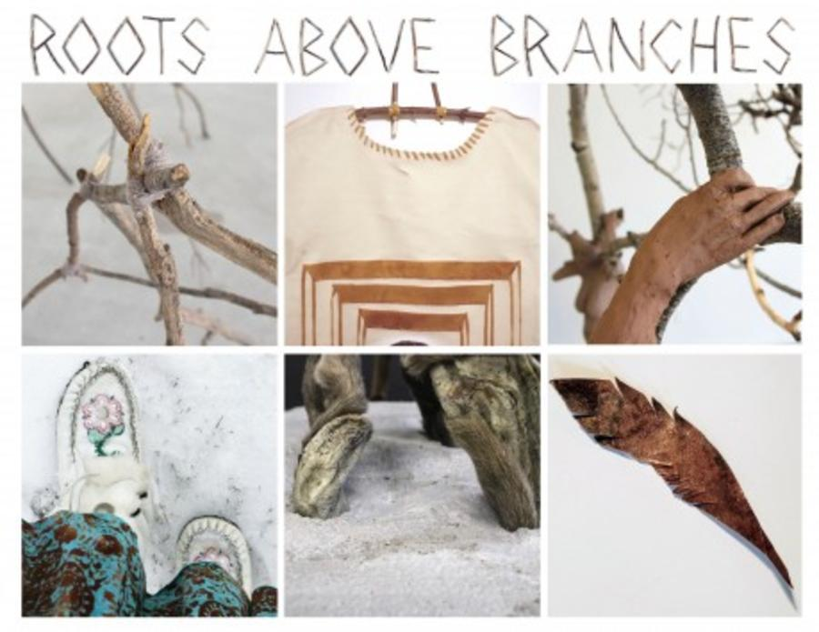 Urban Shaman Gallery_Roots Above Branches
