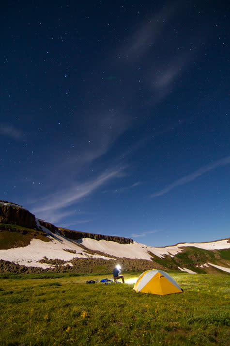 Camping Steamboat Springs