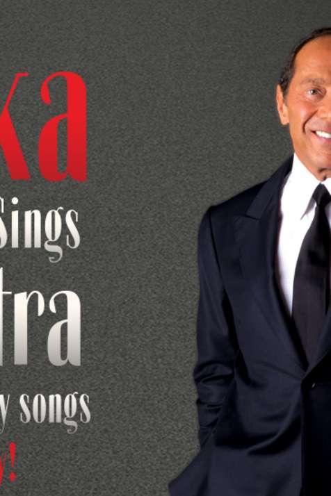 Paul Anka Sings Sinatra!