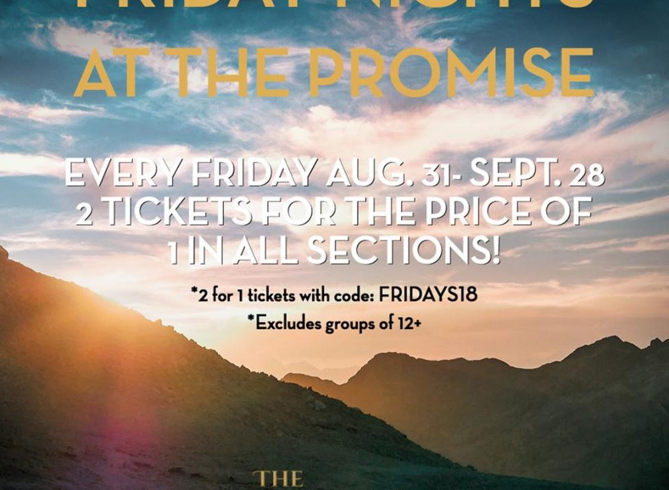 Friday Nights at The Promise in Glen Rose