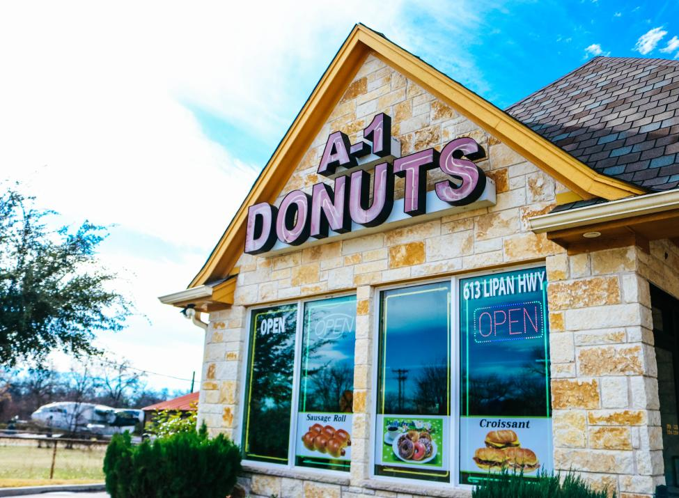 A-1 Donuts