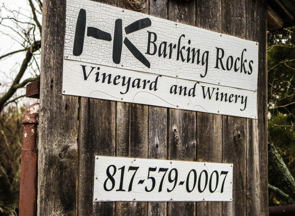 Barking Rocks