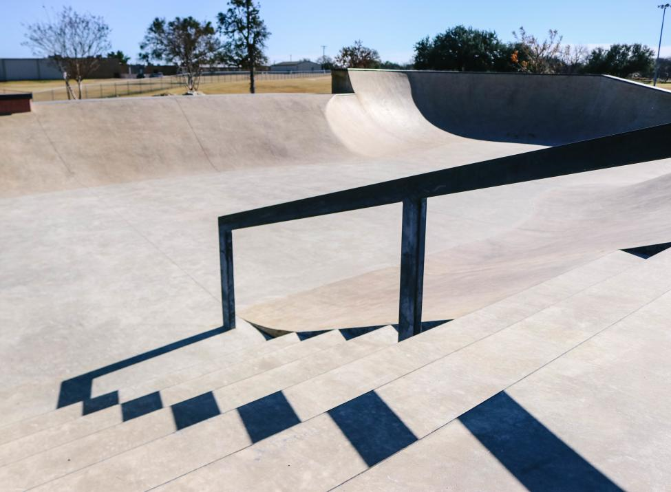 Granbury Skate Park