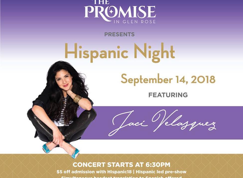 Hispanic Weekend