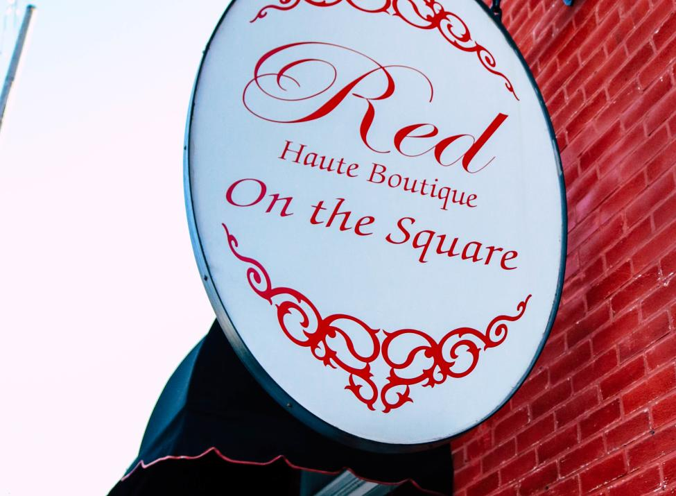 Red on the Square