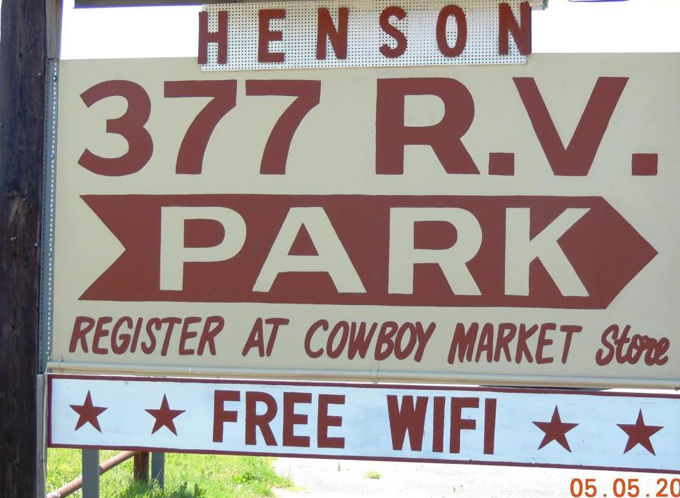 377 RV Park