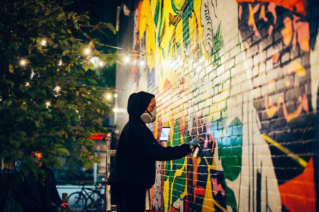 Wall-to-Wall Mural & Culture Festival