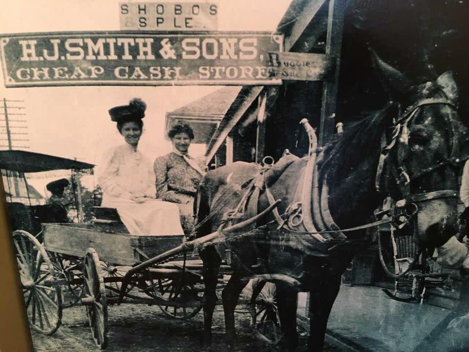 HJ Smith Late 1800s