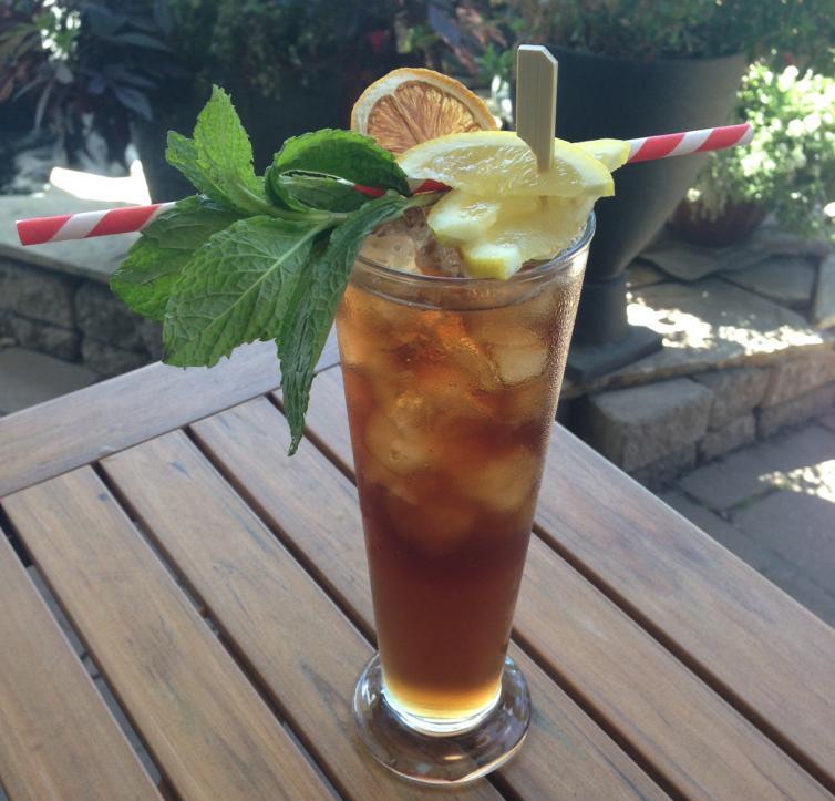 Cocktail: Long Okanagan Summer