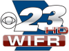23 WIFR logo