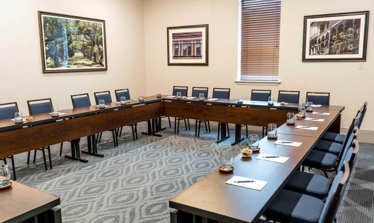 Meeting Space - Bayou Room