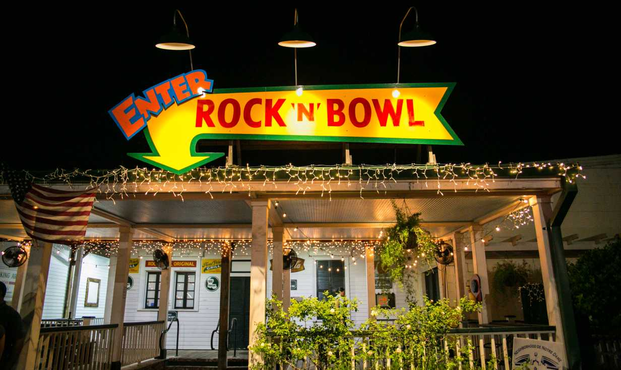 Mid City Lanes Rock n Bowl