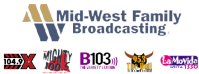 Midwest Family Broadcasting stations logos