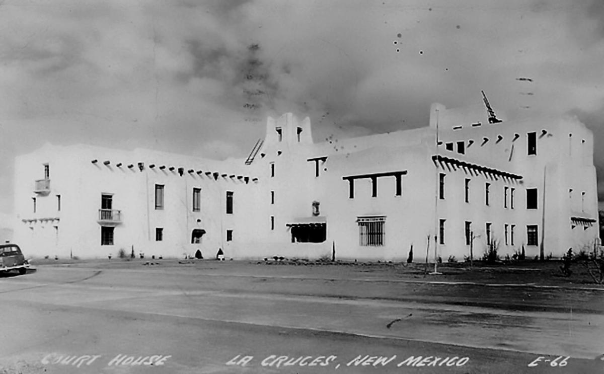 Dona Ana County Courthouse and Jail