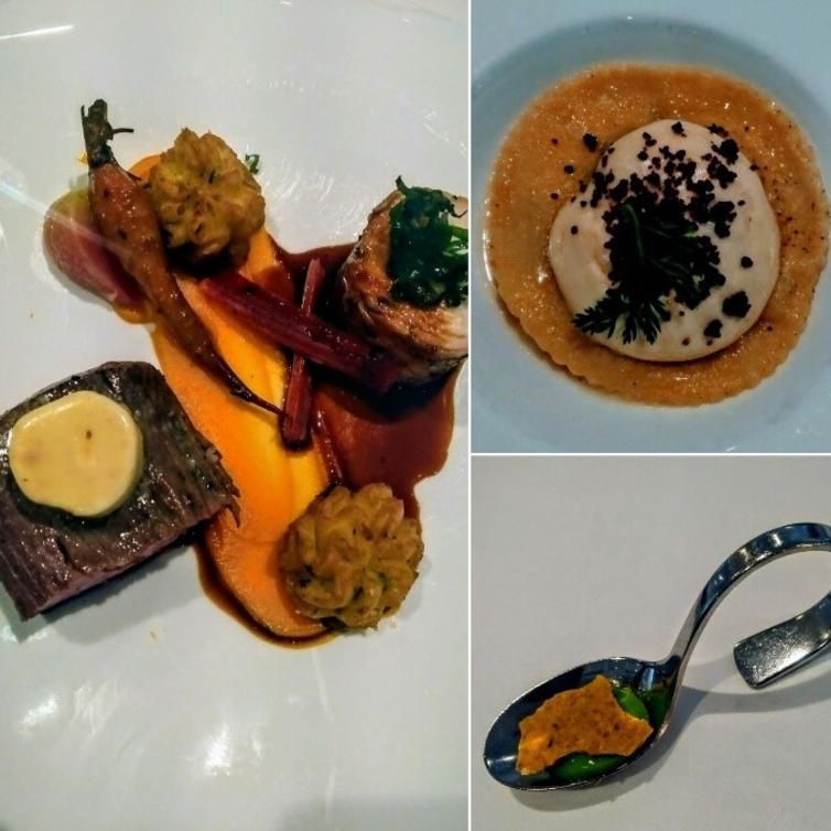 Calgary Culinary Event Food