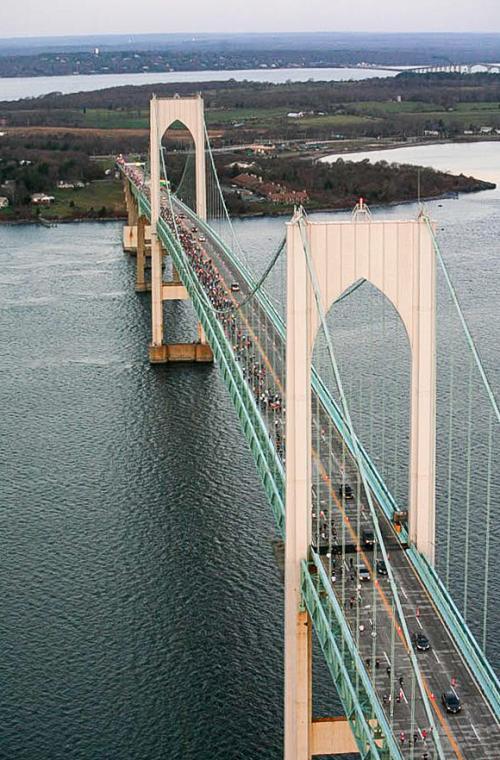 Citizen's Bank Pell Bridge Run