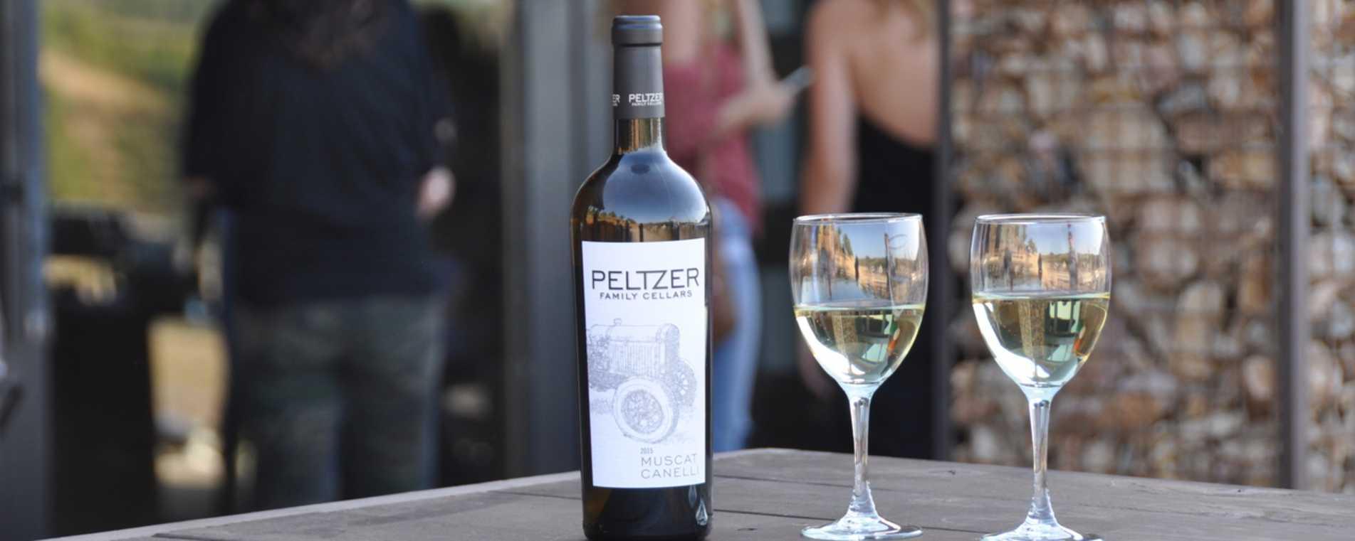 Wine - Peltzer Farms