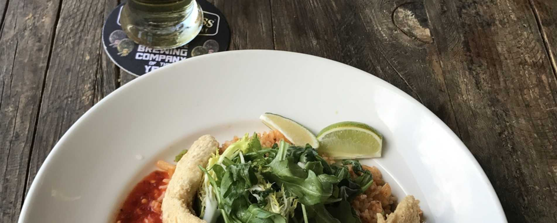 Food - Karl Strauss Brewing Company
