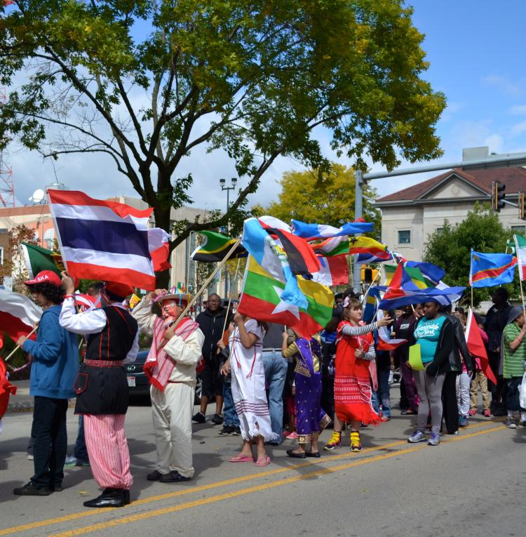 Midtown Ethnic Parade