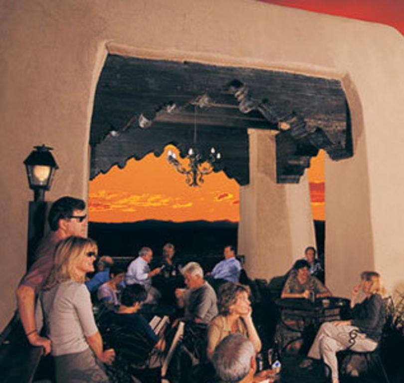 Bell Tower Bar at La Fonda