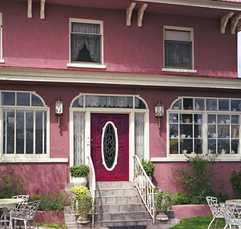 Bottger Mansion Front