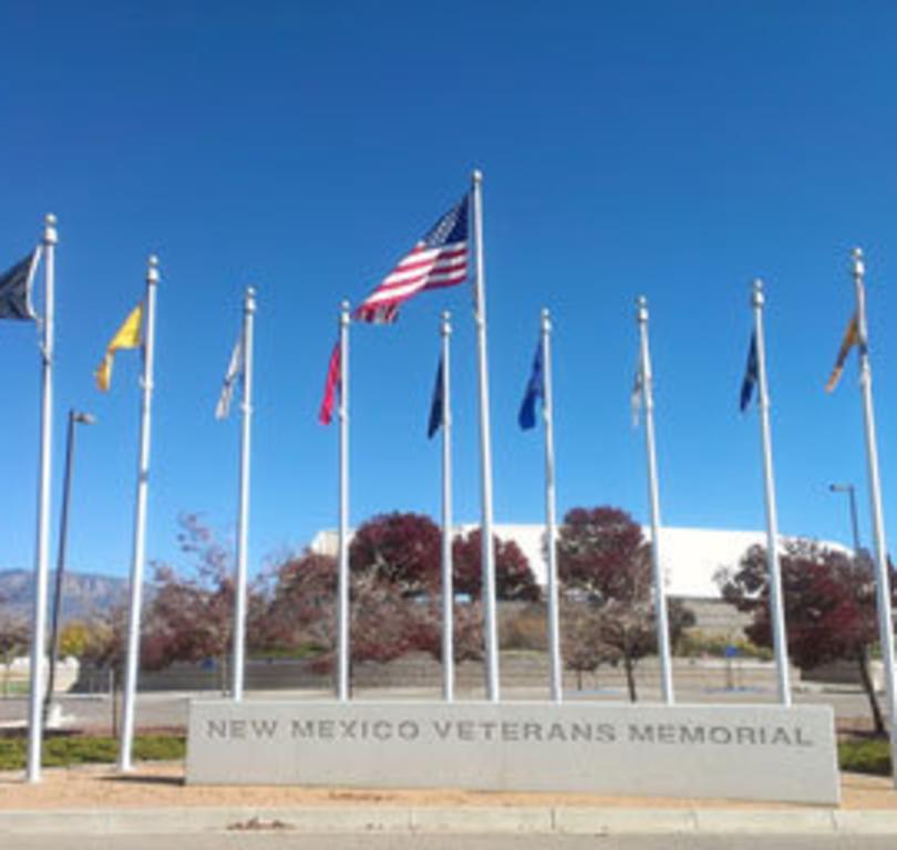 New Mexico Veterans Memorial