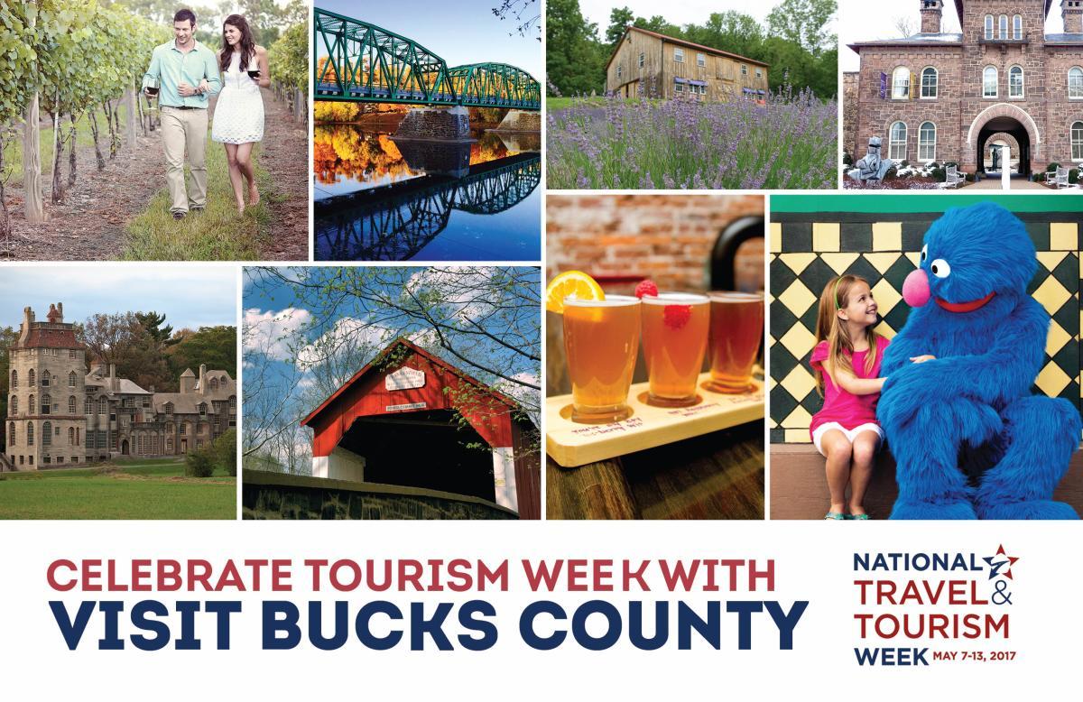 Tourism Week 2017