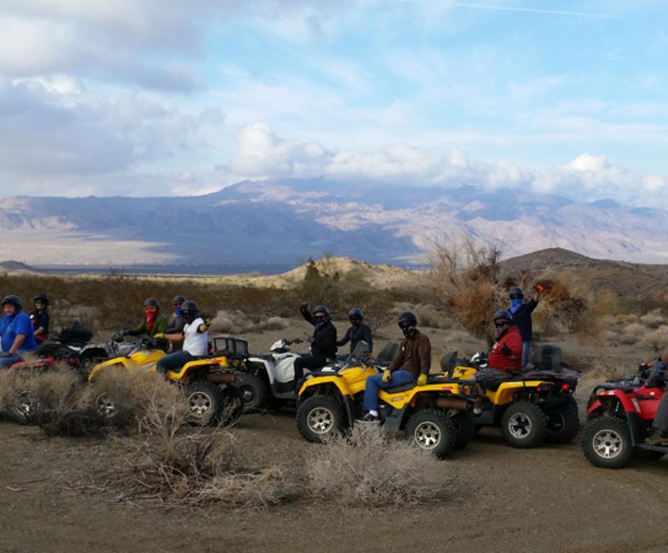 ATV Experience
