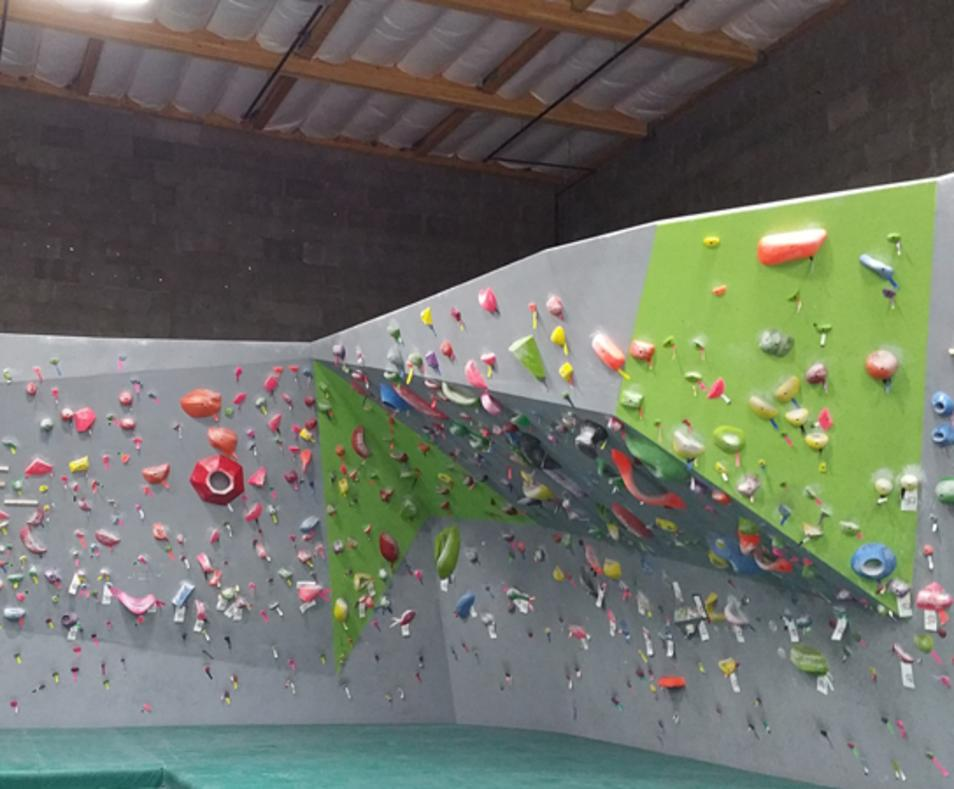 Desert Rocks Indoor Climbing Gym