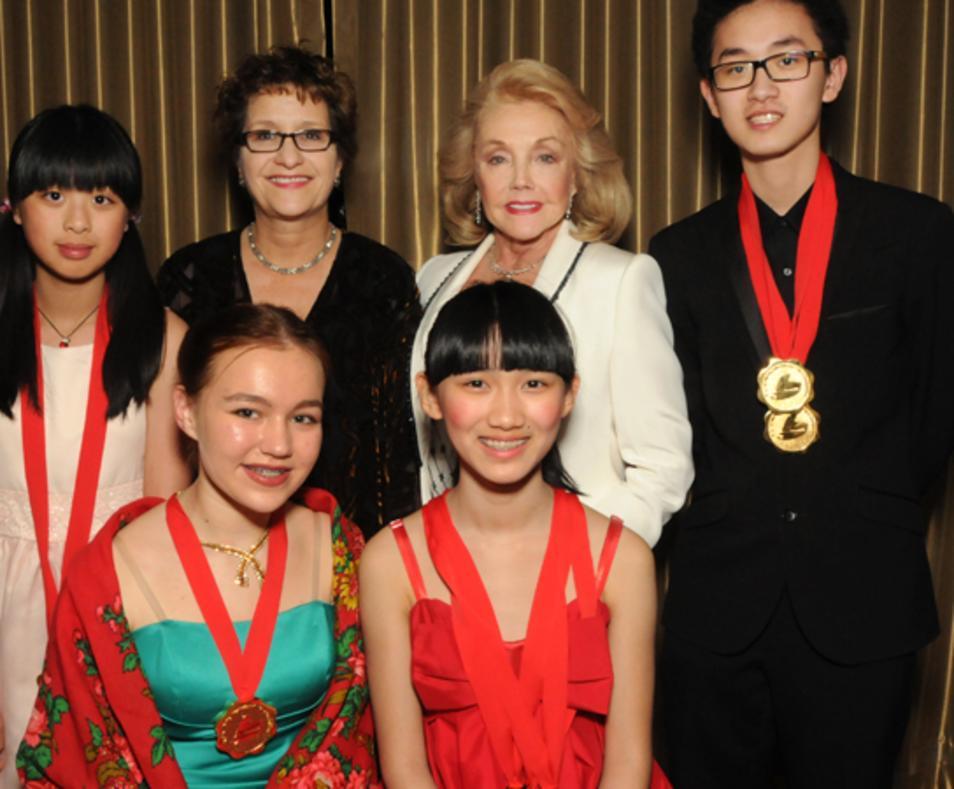 Virginia Waring International Piano Competition