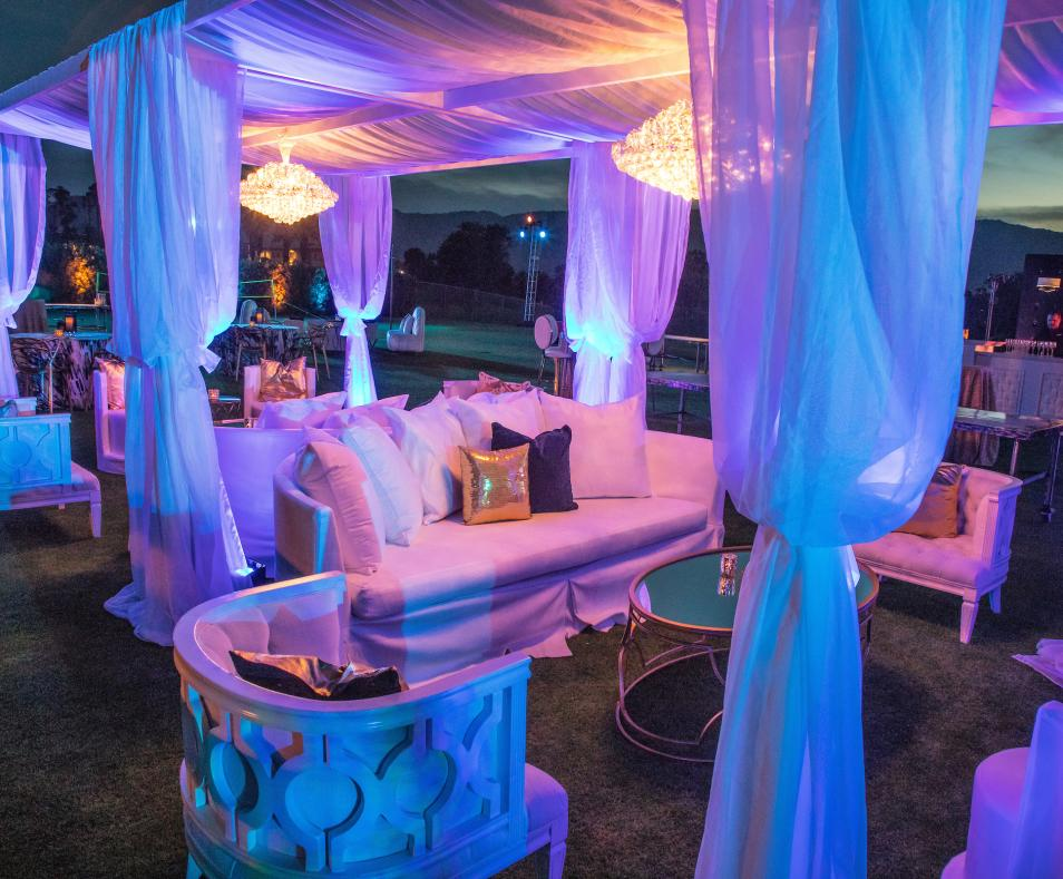 A sophisticated soiree at JW Marriott