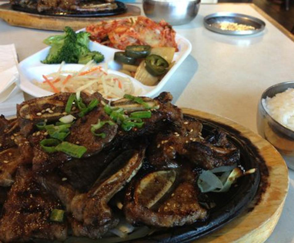 Sam's Korean BBQ and Teriyaki Grill