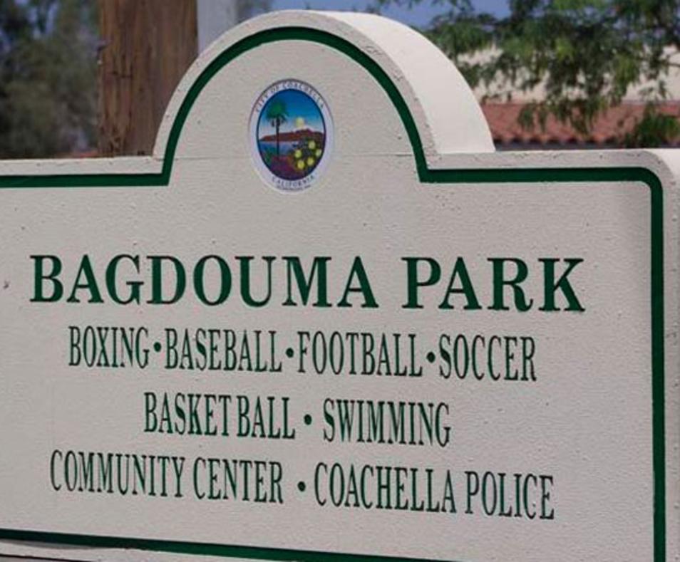 Bagdouma Park