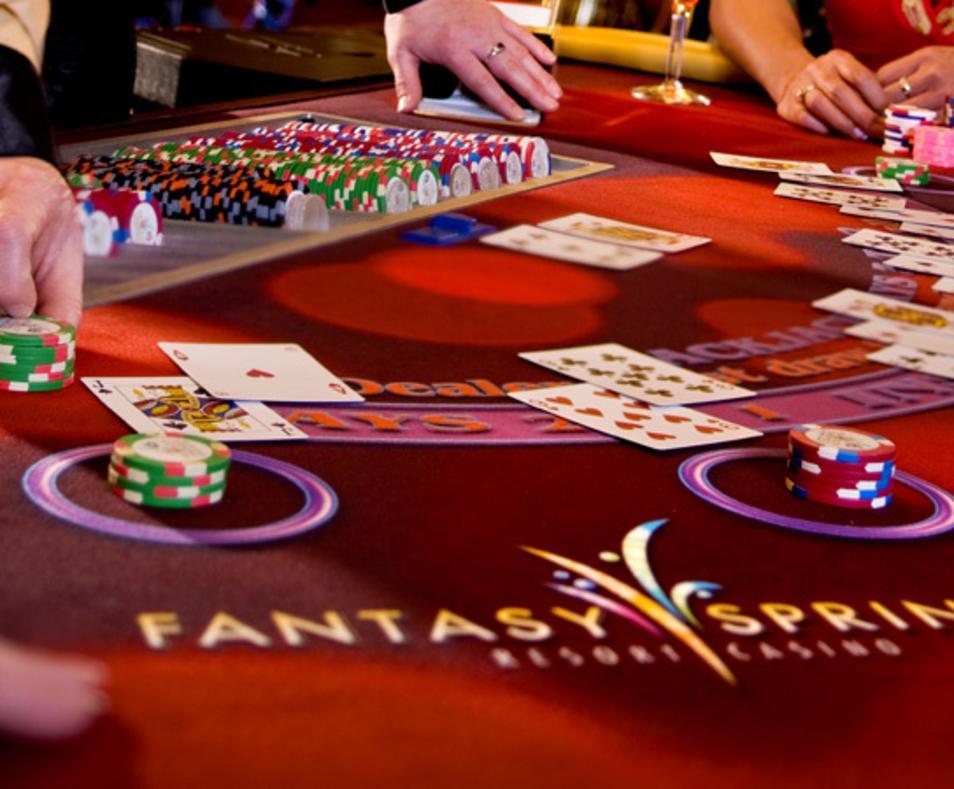 Fantasy Springs Resort Casino
